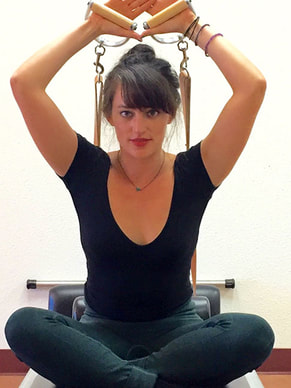 Ashley Ruetenik - Original Method Pilates Teacher